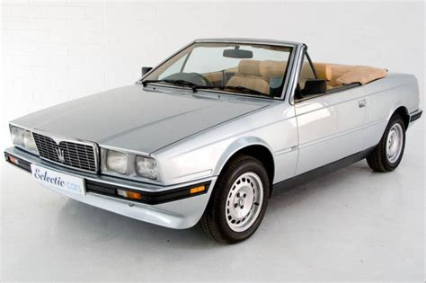 Maserati 228 For Sale by Maserati Biturbo Guide History And Timeline From