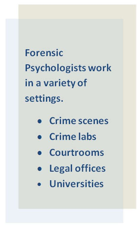 forensic psychology concepts debates and practice 2nd