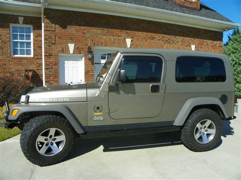 Greenville Jeep 2005 Jeep Wrangler Unlimited Rubicon For Sale In