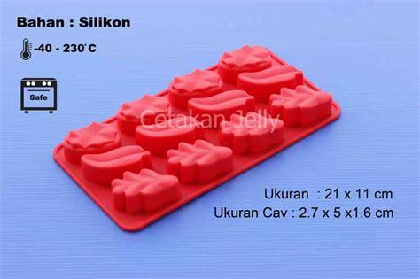Cetakan Silikon Coklat Puding Wars X Wing cetakan silikon coklat puding leaf iii cetakan jelly cetakan jelly