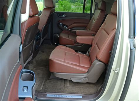 suburban third row seat legroom 2015 suv with the most leg room in the front autos post
