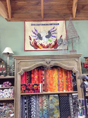 Gails Patchwork - helen s patchwork quilt crawl 2014