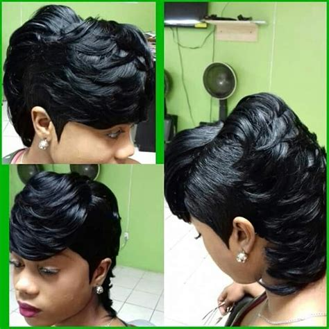 28 Piece Quick Weave Short Hairstyles | 28 piece quick weave cute lovely hairstyles