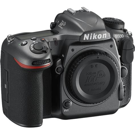 Nikon D500 Only nikon d500 dslr 100th anniversary edition only