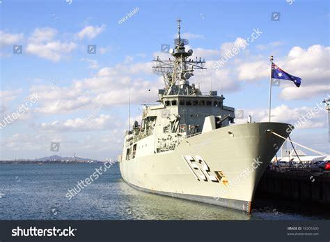 boat transport geelong geelong march 31 australian war ship stock photo 18205330