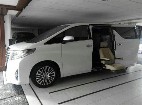 Kursi Roda Elektrik Baru modifikasi alphard menggunakan kursi roda elektrik pt