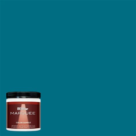 behr marquee 8 oz mq4 54 coastal jetty interior exterior paint sle mq30316 the home depot