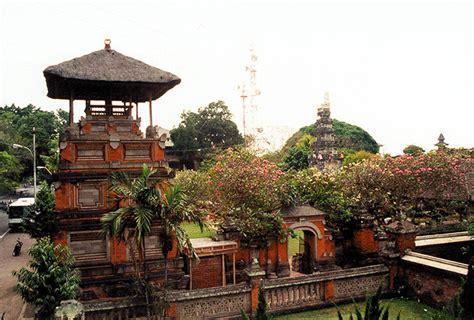 erafone kota denpasar bali objek objek wisata berwawasan lingkungan kota denpasar