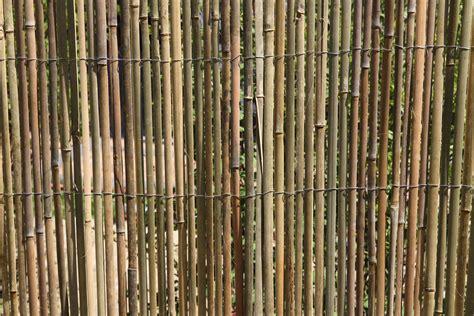 Balkon Sichtschutz 1m Hoch by Bambusmatte 2m X 1 5m Bambus Sichtschutzmatte Zaun