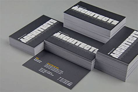 architecture business card 35 architect business card designs for inspiration