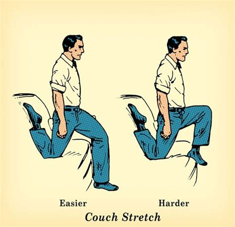 sit your y ass on that couch always sitting these 5 exercises will undo your spinal damage