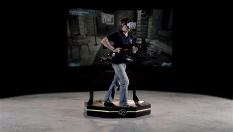 virtuix omni reality treadmill is set to ship in july digital trends