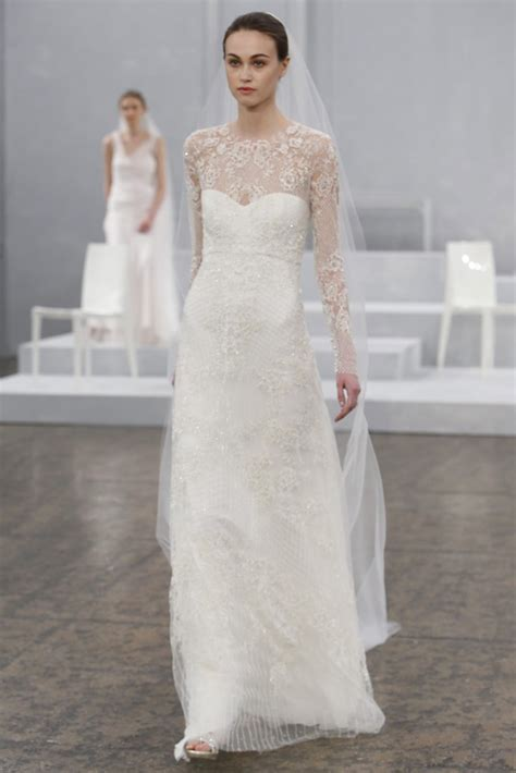 Wedding Dresses Lhuillier by Lhuillier Wedding Dresses 2014 Rachael Edwards