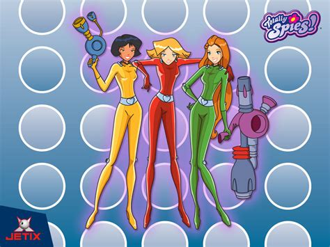 Totally Free Address Search Totally Spies Free Desktop Wallpapers For Widescreen Hd And Mobile