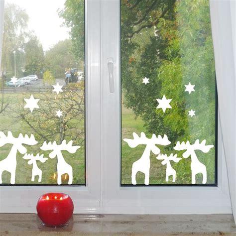 Weihnachtsdeko Fenster Grundschule by 1000 Ideen Zu Elche Auf B 228 Ren Reh Und Ottern