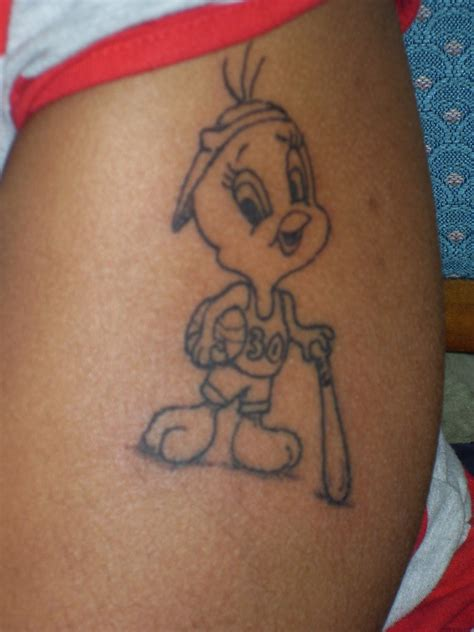 tweety bird tattoos b n b tweety bird by direnprey on deviantart