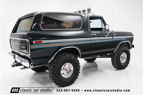 ford bronco 1978 ford bronco car studio