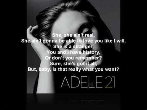 songtext von adele promise this rumour has it 220 bersetzung songtext von adele lyrics