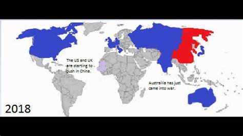 to the world three world war 3 simulation 2015 2018