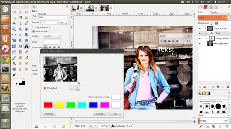 app design gimp the most popular free photo editors
