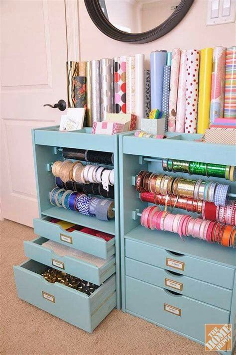 foil wrap cabinets our retreat inspiration pinterest 11 best gift wrapping room images on pinterest