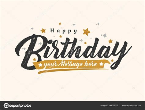 imagenes vintage happy birthday tarjeta de felicitaci 243 n del feliz cumplea 241 os vintage