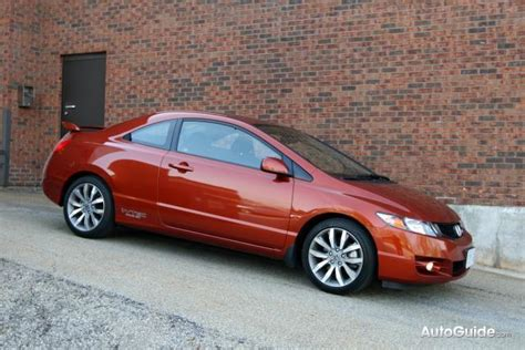 Picture: Honda   2009 honda civic si 09