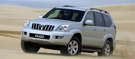 toyota prado change 2007 toyota prado 4wd car reviews the nrma