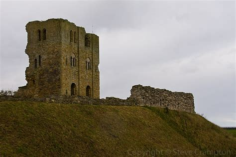 scarborough castle north yorkshire photography  steve