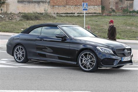 Mercedes C43 Amg by Mercedes Amg C43 And C63 Cabriolet Emerge Gtspirit