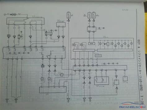 fe  jz gte conversion mechanicalelectrical pakwheels forums