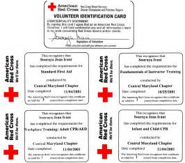 cpr card template cross cpr certification card template