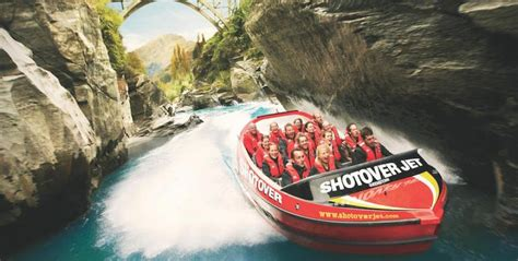 shotover jet boat video shotover jet new zealand backpacking travel guide by stray