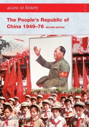 access to history the people s republic of china 1949 76 edition 2 by michael lynch