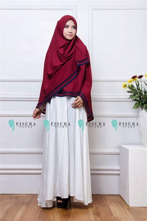Anggun Coksu jilbab kerudung bergo instan jumbo fisura anggun cantik syar i apa saja ada