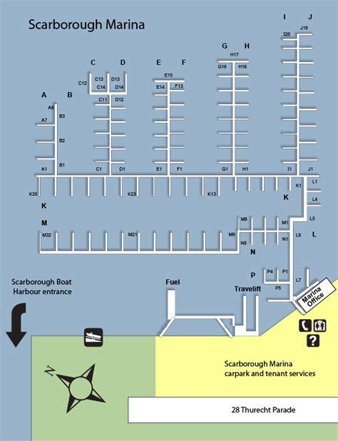 bay boats scarborough qld maps scarborough marinascarborough marina