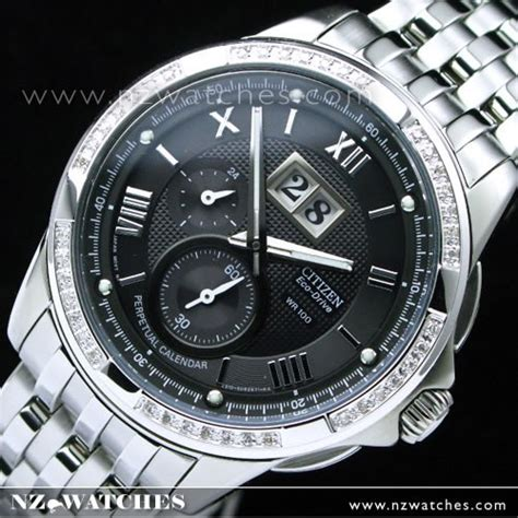 Citizen Perpetual Calendar Buy Citizen Eco Drive Perpetual Calendar 42 Diamonds