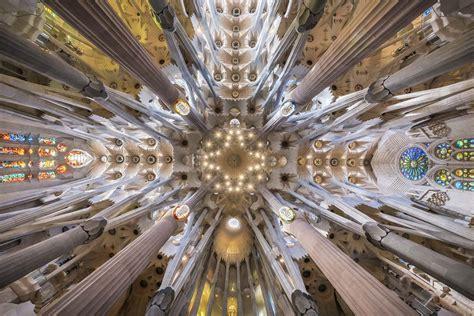 interior de la sagrada familia material marvels basilica de la sagrada fam 237 lia iom3