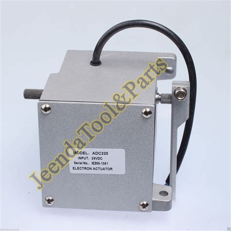 Actuator Adb 225 F 24v Replacement new external electronic actuator adb adc225 24v generator automatic controller ebay