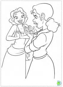 princess frog coloring pages az coloring pages