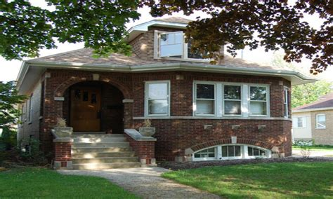 style homes chicago bungalow style homes chicago style brick bungalow