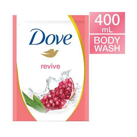 Sabun Dove Cair 400 Ml jual dove go fresh revive wash refill 400ml