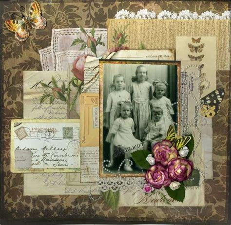 scrapbook layout with layers 6637 best images about heritage scrapbooking on pinterest