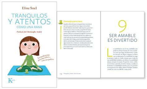 tranquilos y atentos como book tranquilos y atentos como una rana for editorial kair 243 s grafime