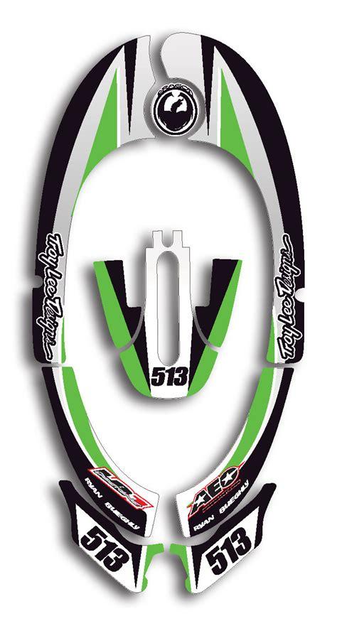 leatt graphics alpinestar graphics neck brace graphics
