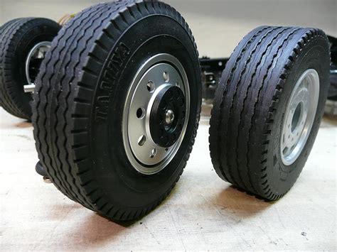 Kunststoff Felgen Lackieren by Umbau Eines Tamiya 4x2 Auf 4x4 Rc Modelle Das