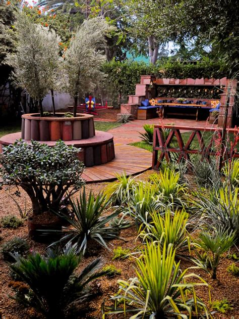 backyard hardscape photos beautiful photos of summer gardens hgtv