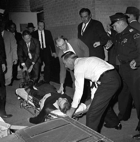 Andy Banister Im 225 Genes Poco Conocidas Del Asesinato De Kennedy