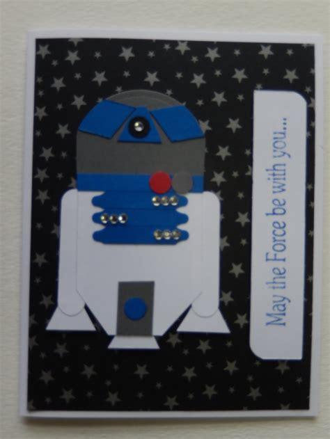 R2d2 Birthday Card Star Wars R2d2 Birthday Card Greetingsfromdiana