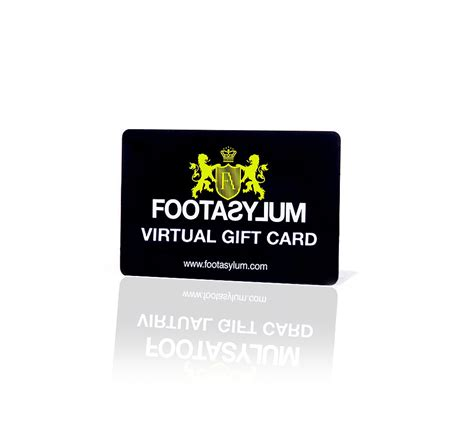 Virtual Gift Cards - footasylum virtual gift card from 163 10 to 163 300 virtual footasylum